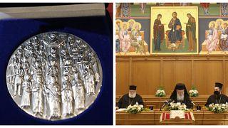 Επίσημη παρουσίαση Μεταλλίου της Εκκλησίας για τα 200 χρόνια από την Επανάσταση