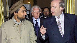 دیدار احمد شاه مسعود از فرانسه چند ماه پیش از مرگ