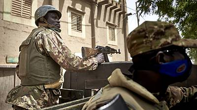 At least nine Malian soldiers killed in suspected militant attack