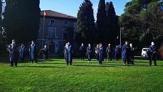 Boğaziçi Üniversitesi'nde eylem