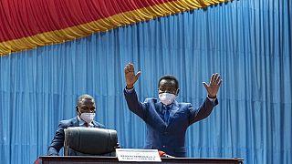 RDC : Christophe Mboso élu président de l'Assemblée nationale