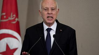 Tunisia president stands firm against cabinet reshuffle