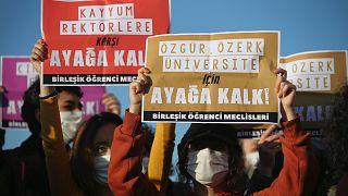 Boğaziçi Üniversitesi eylemleri