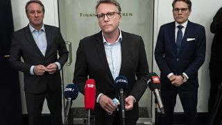 Der dänische Finanzminister Morten Bødskov