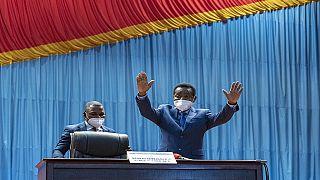 DRC parliament approves President Tshisekedi's pick for speaker