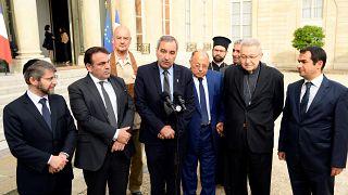 Fransa'da dini grupların temsilcileri