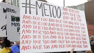 Διαδήλωση διαμαρτυρίας στις ΗΠΑ κατά της σεξουαλικής παρενόχλησης (φωτογραφία αρχείου)