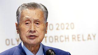 Tokyo Olimpiyat Oyunları Komitesi Başkanı Yoshiro Mori