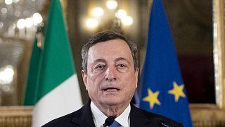 Mario Draghi will eine neue Regierung bilden