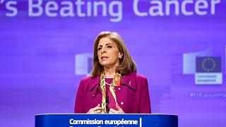 کمیسر بهداشت اتحادیه اروپا