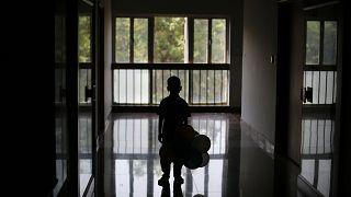 Παιδί με καρκίνο σε νοσοκομείο της Ινδίας