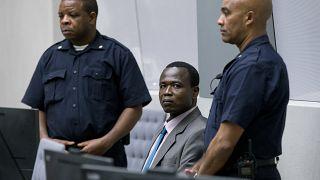 Ο Ντόμινικ Όνγκουεν, πρώην παιδί-στρατιώτης που έγινε μαχητής μιας ουγκαντέζικης οργάνωσης ανταρτών, του Στρατού Αντίστασης του Κυρίου.