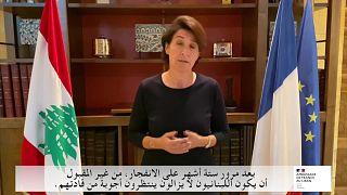 آن غريو، سفيرة فرنسا في لبنان
