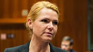 Inger Støjberg defended her actions as minister during a debate in the Danish parliament this week.
