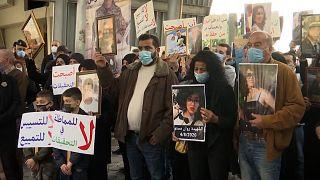 Six mois après l'explosion du port de Beyrouth, les familles des victimes réclament justice
