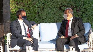 Συνάντηση του κατοχικού ηγέτη Τατάρ με τον Βρετανό ΥΠΕΞ στην κατεχόμενη Λευκωσία