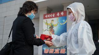 إجراءات وقائية ضد فيروس كورونا