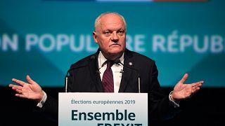 مرشح الانتخابات الرئاسية لسنة 2017 فرانسوا أسيلينو.