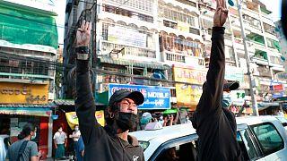 ONU apoia o regresso à democracia em Myanmar