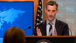 ABD Dışişleri Bakanlığı Sözcüsü Ned Price