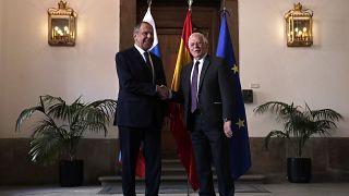 جوزپ بورل در مسکو: روابط اتحادیه اروپا و روسیه در «پایینترین» سطح خود قرار دارد