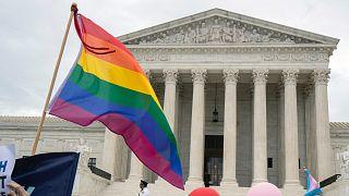 Biden'dan LGBTQİ haklarının korunması için başkanlık muhtırası / Arşiv