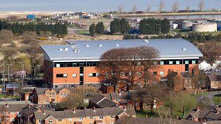 مقر جهاز الأمن البريطاني (الذي يعرف أيضاً باسم المكتب الخامس - MI5)