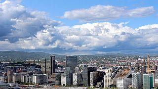 العاصمة النرويجية أوسلو