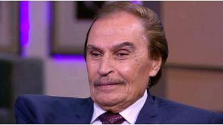 الممثل المصري الراحل عزت العلايلي