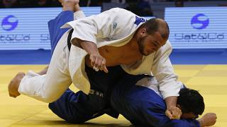 Tunisia's National Judo Team Readies for the Tokyo Olympics