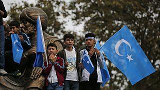 Türkiye'deki Uygur çocuklar