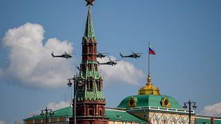 مبنى الكرملين- موسكو