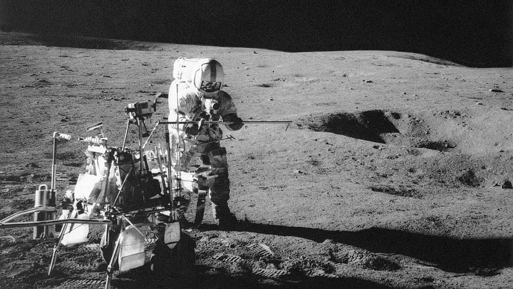 Has a 50-year mystery about playing golf on the moon now been solved?