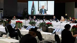 Libya rivals choose interim leaders at UN-backed talks in Geneva