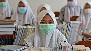 مدرسه در اندونزی