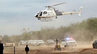 پلیس مرزی آمریکا- عکس: آرشیو