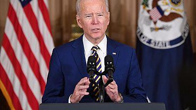"""Joe Biden promet un """"partenariat serré"""" avec l'Afrique"""