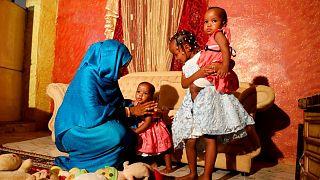 زندگی زنان و دختران در سودان