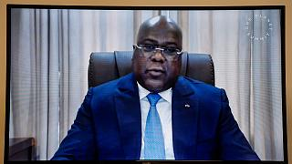 DR Congo's President Tshisekedi becomes African Union chairman