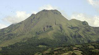 جبل بوليه في المارتينيك