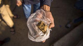 مخدر الكيف المعالج- الحشيش في المغرب