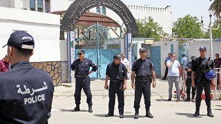 سجن الحراش في ضواحي العاصمة الجزائر