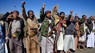 حوثيون في اليمن