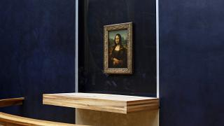 Photo d'illustration, la Joconde, le 23 octobre 2019, musée du Louvre, Paris, France