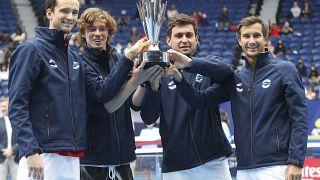 ATP Cup : Medvedev et Rublev confirment leurs ambitions à Melbourne