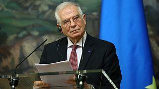 الممثل الأعلى للاتحاد الأوروبي للشؤون الخارجية والسياسة الأمنية جوزيب بوريل