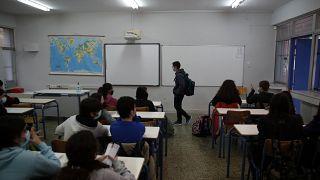 Greece schools