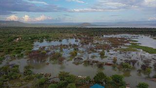 Kenya : la vallée du Rift menacée par les crues