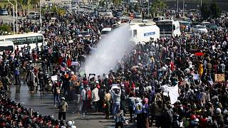 سرکوب معترضان میانمار