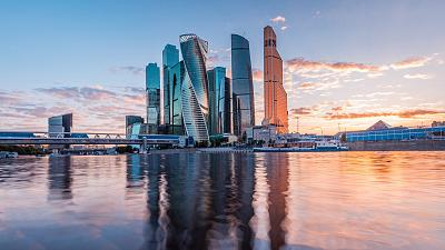 Moscow is Russia's majestic capital
